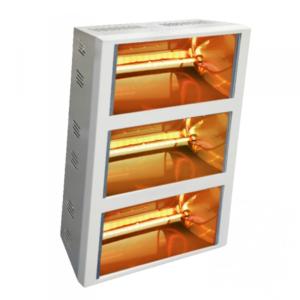 Infrazářič helios titan 3 sp ehtv3-45 – 4500 w – ip25