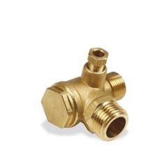 Zpětný ventil 1/2″AG x 1/2″AG