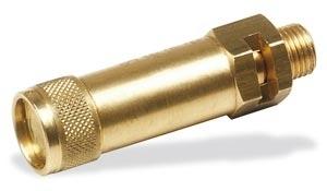 """Pojistný ventil na vzduch """"TÜV"""" – 3/8″ (16 bar)"""