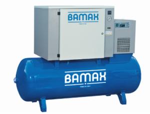 Kompresor BAMAX Silent BX60GSIL/500FTD7,5