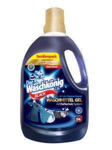 WaschKönig gel 3,305 L Black – 94 WL