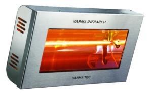 Infrazářič varma 400 (v400/15ss) – 1500 w – ipx5