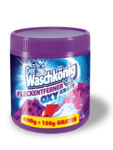 Waschkonig Oxy Kraft Fleckentferner odstraňovač skvrn 750 g