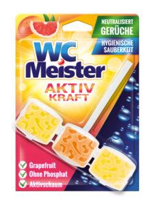 WC Meister závěska do WC grepfruit 45 g