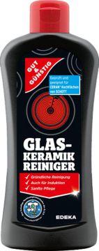Gut & Gunstig čistič sklokeramických desek 300 ml