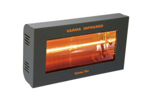 Infrazářič varma 400 (v400/20×5) – 2000 w – ipx5