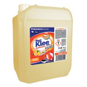 Klee Professional Line 5L Citron – prostředek na nádobí