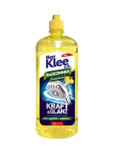 Klee Essig Bathroom Reiniger 1L CITRON – octový čistič