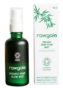 Rawgaia Organická Mlha s Konopím 50 ml