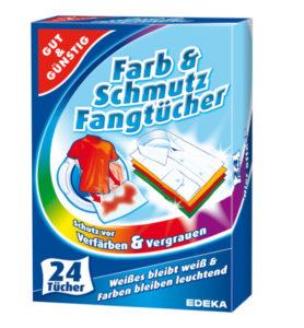 G&G Farb&Schmutz Fangtücher 24ks – ubrousky proti zabarvení prádla