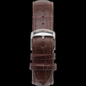 Hnědý pásek na hodinky Paul Rich Chrono Brown Leather