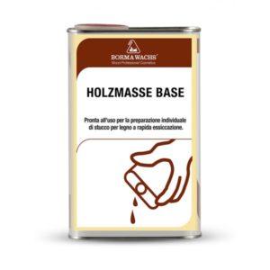 HOLZMASSE BASE – pryskyřičné pojivo pro dřevěné tmely