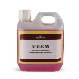 SHELLAC 99 – ředidlo pro šelaky