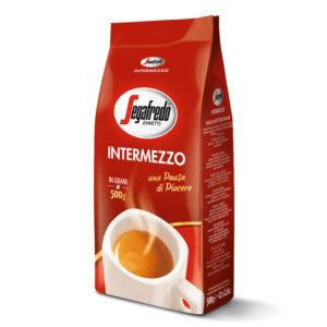 Segafredo Intermezzo 500 g zrnková káva