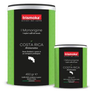 Trismoka Caffé Costa Rica 450g zrnková káva