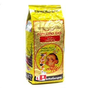 Passlacqua Cremador 1 Kg zrnková káva