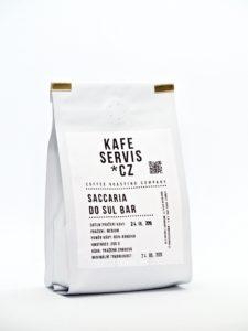 Degustační vzorek kávy Saccaria Do sul Bar 250 g zrnková káva