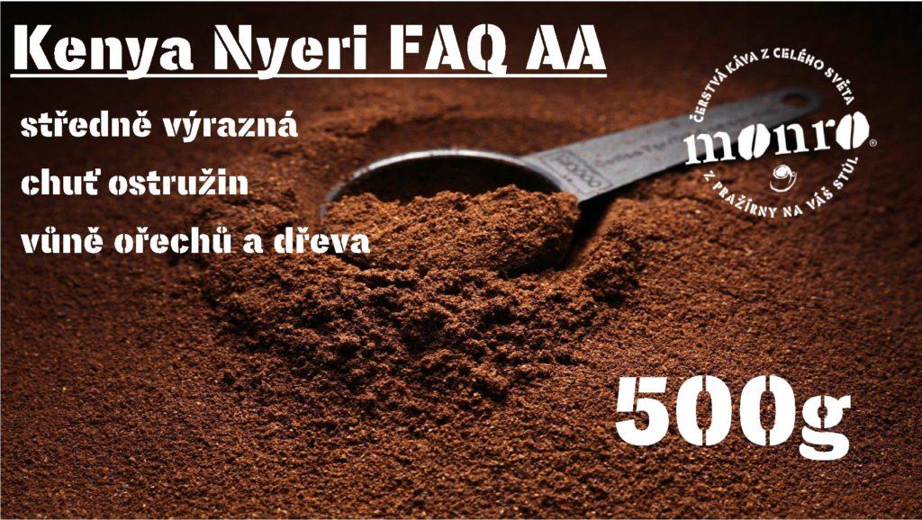 KENYA NYERI FAQ AA MLETÁ 500g