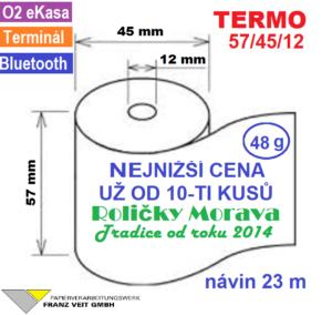 Termo 57/45/12 23 m