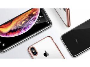 Magnetický kryt pro iPhone XS