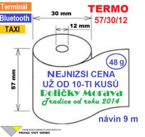 Termo 57/30/12 9 m
