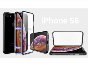 Oboustranný magnetický kryt pro iPhone s6