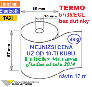 Termo 57/35/ECL 17 m