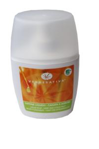 Vegan Tekuté Mýdlo – Konopí a Citrus