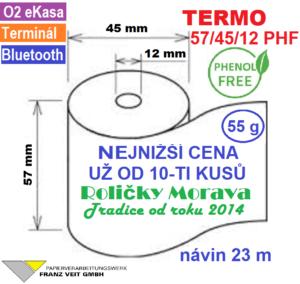 Termo 57/45/12 PHF 23 m