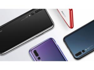 Magnetický kryt pro Huawei P20 pro