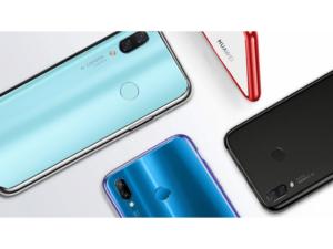 Magnetický kryt pro Huawei Nova 3