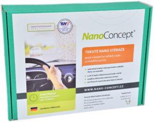 Set tekuté nano stěrače 90 ml