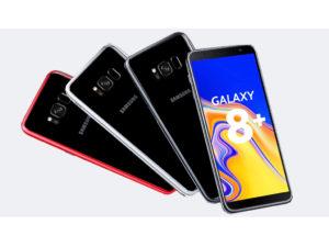 Magnetický kryt pro Samsung Galaxy S8 plus