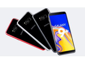 Magnetický kryt pro Samsung Galaxy S9 plus