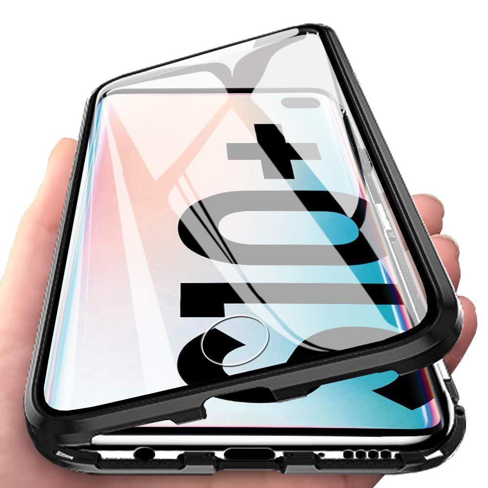 Oboustranný magnetický kryt pro Samsung Galaxy S10 plus