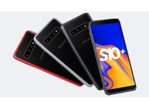Magnetický kryt pro Samsung Galaxy S10 plus