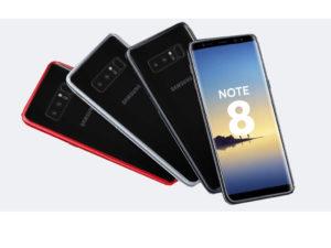 Magnetický kryt pro Samsung Note 8