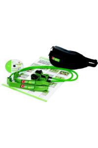 Cvič-gumy zelené