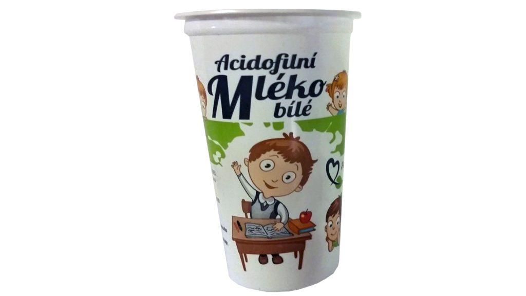Acidofilní mléko – PŘÍRODNÍ – 200 ml
