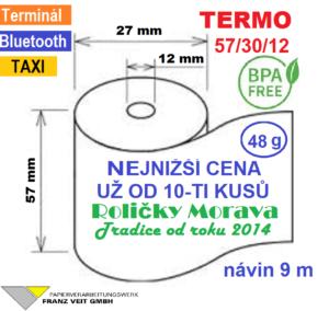 Termo 57/30/12 BPA 9 m