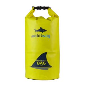 Vodotěsný mobilwag s popruhy barva žlutý