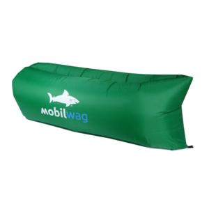 Nafukovací XL Lazy Bag zelený