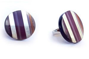 Prsten fialový