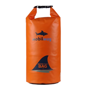 Vodotěsný mobilwag s popruhy barva oranžový