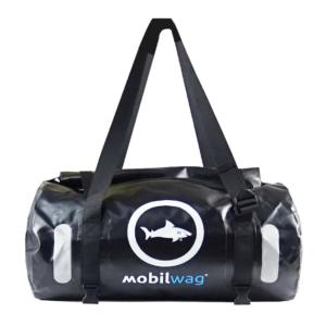 Vodotěsný mobilwag oválný vak – jezevčík černý