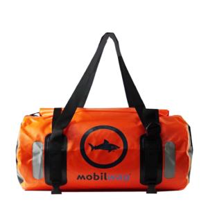 Vodotěsný mobilwag oválný vak – jezevčík oranžový