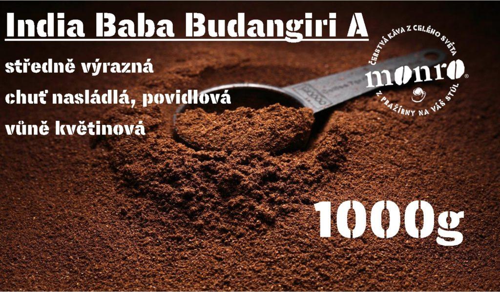 INDIA BABA BUDANGIRI A MLETÁ 1000g