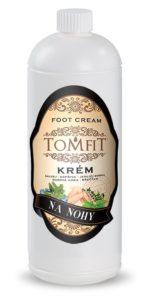 TOMFIT – krém na nohy 1 l