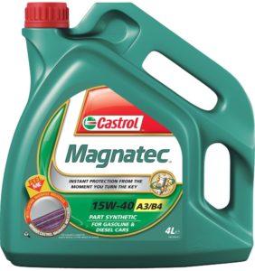 Castrol Magnatec 15W-40 4 l