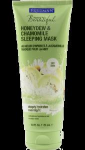 FREEMAN noční maska – kantalupský meloun & heřmánek 175ml